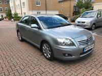 2008 Toyota Avensis 2.2D-4D 150 TR - 8 TOYOTA SERVICE STAMPS - MOT 02/2018