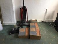 Kirby upright hoover