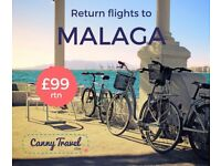 Jet2 Return Flights to Malaga only £99pp **REDUCED CANCELLATION** Holiday from Glasgow