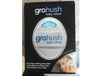 Grohush baby calmer in box