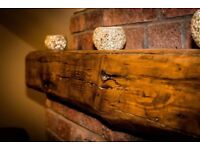 Selection Of Wooden Beams and Corbels