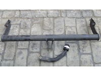 Mercedes A-Class 97-04 W168 Hatchback 5 door Bosal Fixed Swanneck Towbar