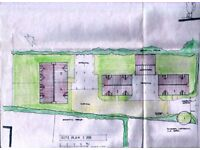 Land for sale with planning permision
