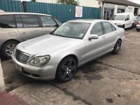 02 s320 diesel , TRADE IN WELCOME
