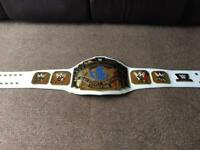 WWE intercontinental belt adult size.