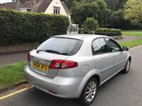 2004 Daewoo Lacetti SX 1.6 5dr **LONG MOT/LOW MILEAGE/AUTOMATIC**