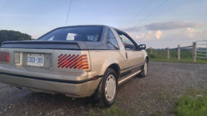 1988 Nissan pulsar 1.8. (Price reduced, need it gone)