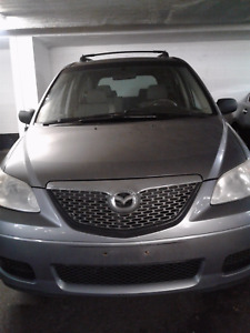 BEST DEAL ON KIJIJI - MAZDA MPV 2005 - NEW TIRE - DRIVE READY