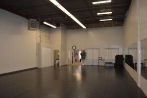 Dance/Fitness studio
