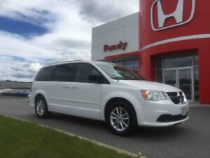 2014 Dodge Grand Caravan SXT ONLY 68,000 KMS !!!