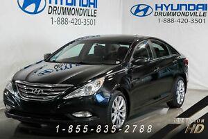 Hyundai Sonata 2013 + SE + CUIR + TOIT + 18'' + SIÈGES CHAUFFANT