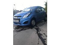 Chevrolet Spark 2013 £30 for a years road tax yes only £30