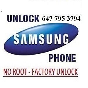 Unlock Samsung S3,4,5,6,7,8,8+ Note 3,4,5 MANY MORE $9.99