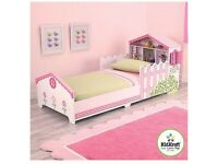 Toddler Bed (Kidcraft Dollhouse)