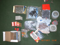 Lots of DIY and Building fixings