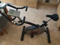 Domyos VM.660 exercise bike - perfect working order