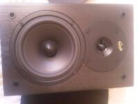 gale silver monitor speakers sound perfect