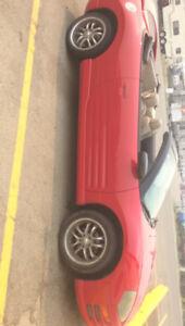 2001 Mitsubishi Eclipse Spider GT Convertible