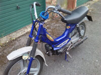 Atala Califfone moped