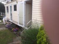 Caravan Holiday at Rockley Park, Poole (9th - 16th September)