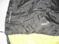 GELERT BIG A BAG - VERY LARGE SLEEPING BAG COULD POSSIBLY BE A DOUBLE, IN STRONG CARRYING BAG