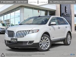 2014 Lincoln MKX AWD **Rear Cam-Nav-Heated/Cooled Seats**