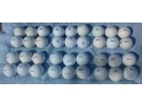 Nike used golf balls
