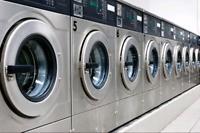 Laundry services- coin operated
