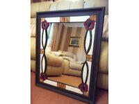 Heavy mirror for sale prefect condition