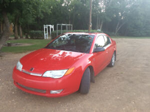 2004 Saturn ION Quad Coupe Other