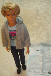 Ken record and playback doll.