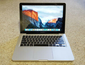 "Macbook Pro 13"" mid 2009, in good working condition."