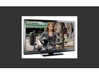 PANASONIC TX-P50ST30B 3D TV + 2x Glasses + Wall Bracket