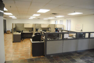 Bright professional shared Office space Hwy27 & Steeles