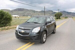 2014 Chevrolet Equinox LS AWD - NOW REDUCED TO ONLY $14890!!