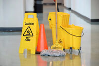 Cleaning Staff Wanted