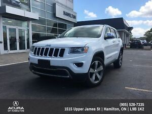 2015 Jeep Grand Cherokee Limited Limited Edition!!! Navigation!