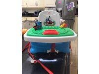 Thomas and Friends Play Tray Booster Seat
