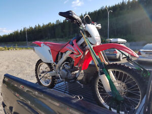 CRF250x - One owner, well kept