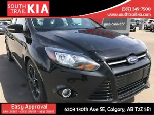 2014 Ford Focus SE... LEATHER, SUNROOF, HEATED SEATS