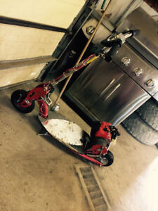 MOTORIZED SCOOTER FOR SALE / TRADE - RUNS AND DRIVES GREAT!