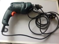 Black and Decker Hammer Drill KR500RE 500W