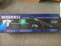 Bushnell deep space 675x telescope