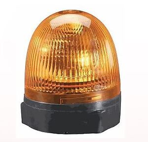 Hella K-LED 100 LED Beacon Strobe Magnetique 12-24 V Amber