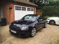 2004 Audi TT 3.2 V6 DSG, Blue 18 inch Alloys, 1 years MOT