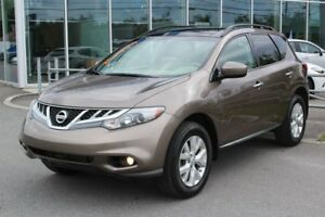 2011 Nissan Murano SV*AWD*BLUETOOTH*AC*CRUISE*TOIT*CAM*SIEGES CH