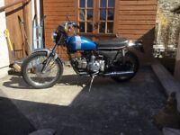 Harley Davidson, Aermacchi 350 electric start classic