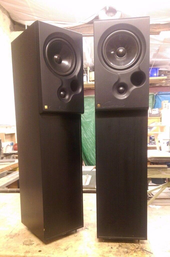 kef coda 9. kef coda 9 floorstanding speakers d