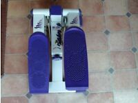 Body Sculpture Step Exercise Machine colour Purple and White