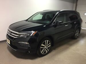 2016 Honda Pilot Touring - Htd & Cooled seats   Dbl Sunroof  ...
